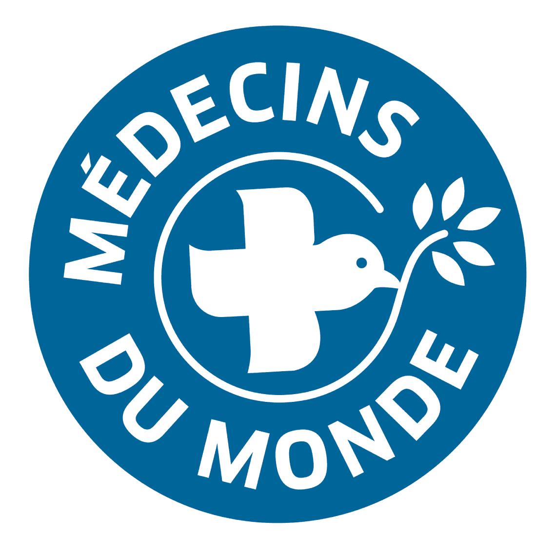 Logo Médecins du Monde