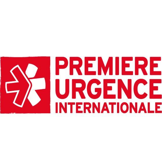 Logo Première Urgence Internationale