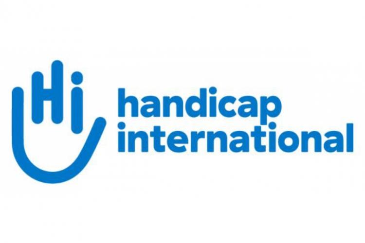 Handicap International Logo 2018